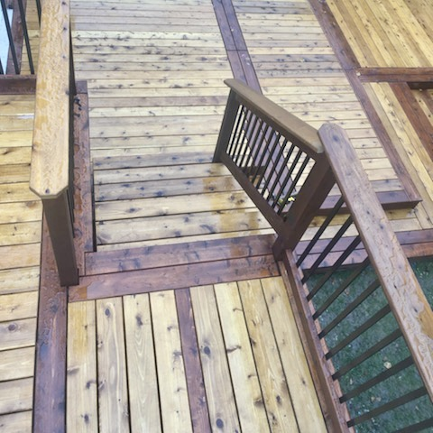 stairs deck reno