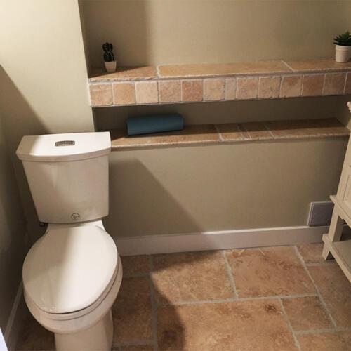 full bathroom reno in Vaughan 3