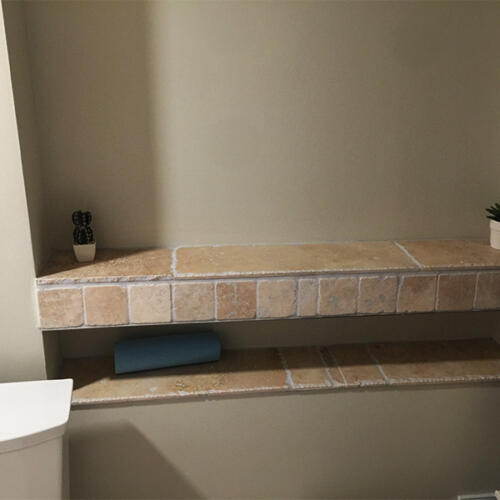 full bathroom reno in Vaughan 4