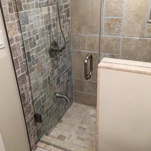 full bathroom reno in Vaughan 5