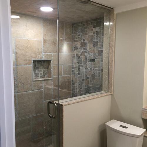 full bathroom reno in Vaughan 6