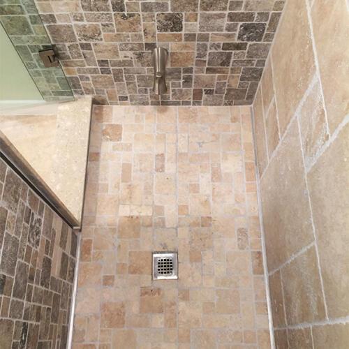 full bathroom reno in Vaughan 8