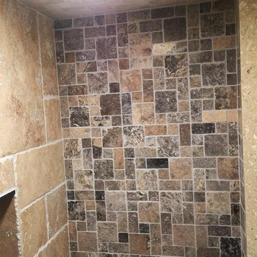 full bathroom reno in Vaughan 9