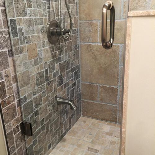 full bathroom reno in Vaughan 11