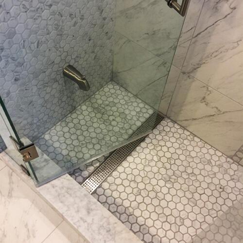 bathroom shower reno Markham 1
