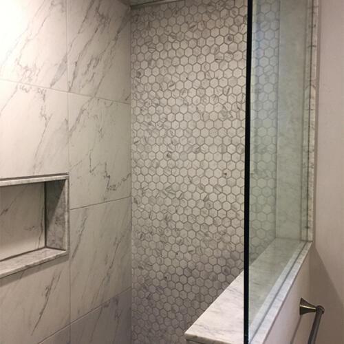 Markham Bathroom Reno