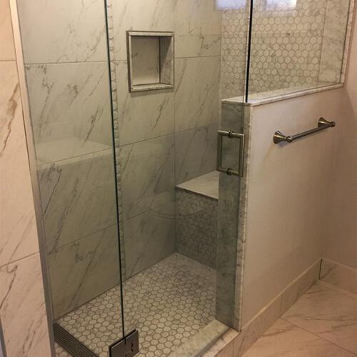 bathroom shower reno Markham 6