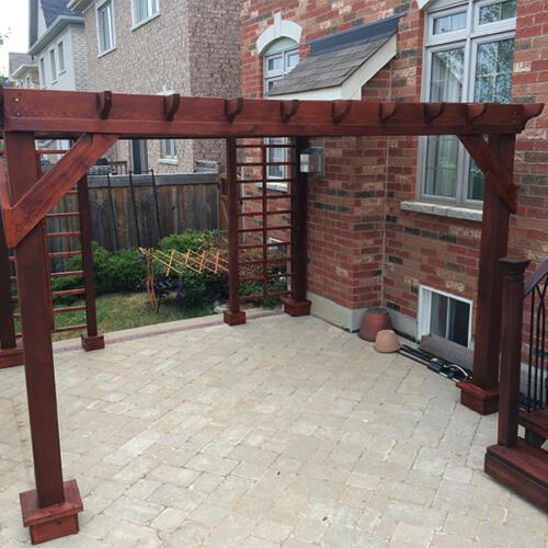 pergola stair backyard combo in woodbridge_0002_IMG_4719