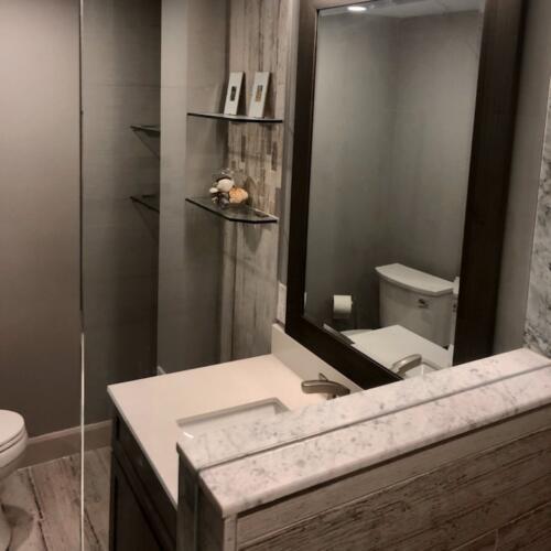 bathroom reno 9